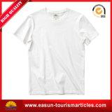 Camiseta de encargo de la impresión del algodón de los hombres de la alta calidad de la venta caliente
