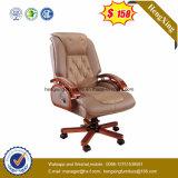 贅沢なメカニズムの革執行部の椅子Hx-Cr031