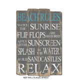 Rustic Decor Wooden Hanging Plaque