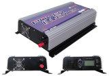 invertitore puro dell'onda di seno 1500W, invertitore del legame di griglia (SUN-1500G-LCD)
