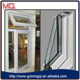 نمو ألومنيوم علّب شباك نافذة مع زجاج [لوو-]