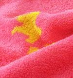 子供のための100%年の綿のジャカード浴室タオル