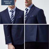 Form-populäre klassische Art-blaue Farben-Mann-Klagen