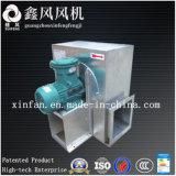 Serie cuadrada dz-450 Ventilador centrífugo de aislamiento