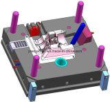 機械および電気部品のための高圧鋳造型