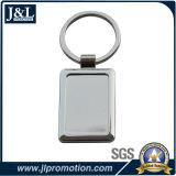 La pressofusione Keychain in bianco in lega di zinco (può aggiungere il marchio del cliente)