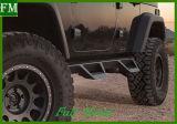 De zwarte Staaf van de Stappen van het Staal Zij voor 2007-2017 Jk voor de Deur van de Jeep 2&4