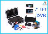 Подводное рыболовство видеокамеры с монитором 7 дюймов