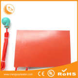 Cer-Bescheinigung 4inch durch 5inch, 120V, flexible Gummi-Blatt-Heizung des Silikon-125W