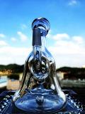 Rokende Waterpijp van het Glas van de Wasfles van het Booreiland van het Glas van Handcrafted Heady Kleine Unieke