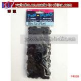 Nylon van de Omslagen van het Pit van de Band van de kabel het Zwarte Duidelijke Natuurlijke Sterke (P4095)