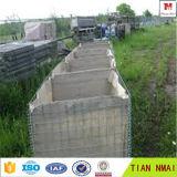 Barriere militari di Hesco della parete della sabbia da vendere