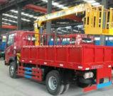 貨物自動車のトラックのSinotruk小型3 T望遠鏡XCMGクレーン