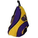 Sport kühlt Riemen-Rucksack mit vorderer Ineinander greifen-Tasche ab