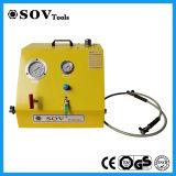 발에 의하여 운영하는 압축 공기를 넣은 유압 펌프 (SV19B)