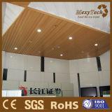 Materiaal van de Decoratie van het Plafond WPC van de Prijs van de fabriek het Binnenlandse Houten