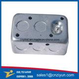 ノックアウトの正方形のMultigangの配電箱