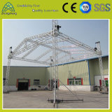 Aluminiumschrauben-Zapfen-Quadrat-Binder-Beleuchtung-Stadiums-Binder-System
