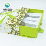 아름다운 마분지 엄밀한 포장 상자 반점 UV 코팅