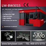 Cambiador quente de Pallent do metal da venda que processa a máquina de estaca do laser da fibra