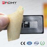 Etiket van de Sticker RFID van de douane het Zelfklevende