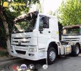 Sinotruk HOWO 4*2の頑丈なトラクターのトラック
