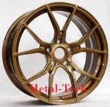 После оправы 19X8.5 колеса сплава рынка супер свет выковал оправу колеса сплава