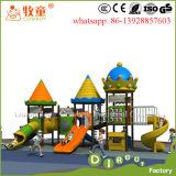 Plastikspielplatz-Gerät für Kindergarten
