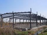 고품질 강철 구조물 작업장