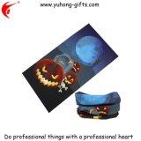 승진 (YH-HS104)를 위한 Halloween 폴리에스테 담황색의 연한 가죽 스카프