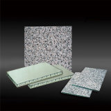 Fabricante compuesto de aluminio del panel de la base de panal del revestimiento de la pared exterior (HR245)