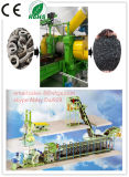 Linea di produzione di gomma della briciola, linea di produzione di gomma della polvere