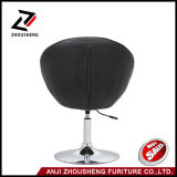 Branco Cor Contemporary Round Tufted Back Tilt Swivel Accent Leisure Chair