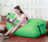 2017新しいデザイン屋外の不精なベッドの寝袋の空気Loungerの膨脹可能なソファー