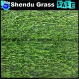 grama artificial do gramado de 30mm para o assoalho ao ar livre