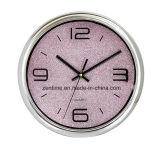 Reloj de pared moderno tricolor de Facepaper del brillo con gran precio