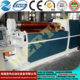Venda quente! Máquinas hidráulica do rolamento/de dobra da placa de 4 rolo Mclw12CNC-10*2000 com padrão do Ce