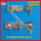 Contact conducteur de ressort de batterie de jouet électrique (HS-BA-008)
