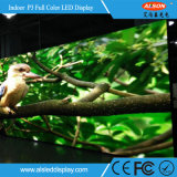 P3mm interior a todo color de pantalla LED fijo
