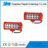 Indicatore luminoso del lavoro del chip 36W LED di Epistar LED per il veicolo fuori strada
