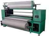 Revestimento da tela de matéria têxtil de pano da alta qualidade que plissa a máquina
