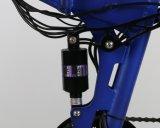 Manivela de dobramento da montanha/bicicleta elétrica média da movimentação E com indicador do LCD