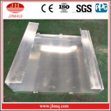 任意選択カラーPVDF/PEアルミニウム単一のパネルの外壁アルミニウムパネル