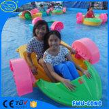 HDPEのプラスチック水の子供のペダル手のボート