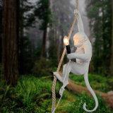 ハイライトの棒研究室猿のシャンデリアのための簡単なパーソナリティー樹脂ランプ