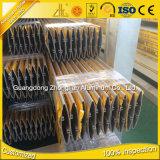 6000 Buis van het Aluminium van de Secties van de reeks de Aluminium Uitgedreven Elliptische