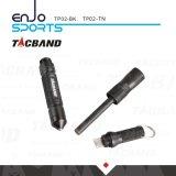 Пер W/Flint миниого Multi-Инструмента Tacband Tp02 тактическое и хлопок Tan керосина