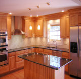 2016優雅で贅沢な純木の台所