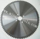 Aluminium die Tct het Blad van de Cirkelzaag snijden