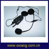 auriculares do capacete do intercomunicador da motocicleta OX-BT809 de 800m-1000m